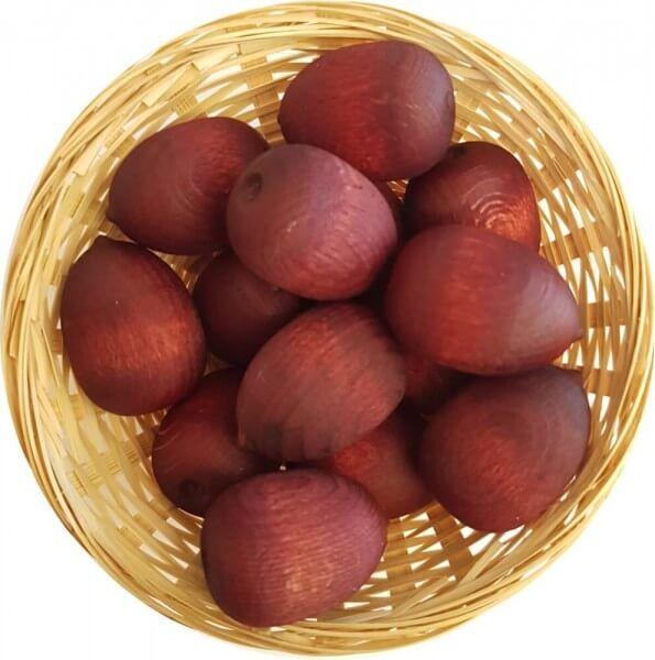 25x Indian Summer Duftholz zur Lufterfrischung und Raumbeduftung - Dufthölzer - Duftfrüchte - Duftkugel