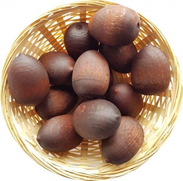 5x Kokos Duftholz zur Lufterfrischung und Raumbeduftung - Dufthölzer - Duftfrüchte - Duftkugel