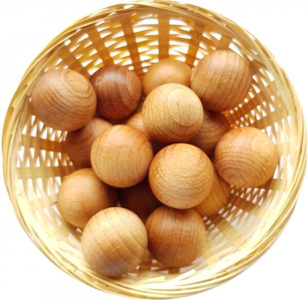 25x Winter - Mandarine Duftholz zur Lufterfrischung und Raumbeduftung - Dufthölzer - Duftkugel