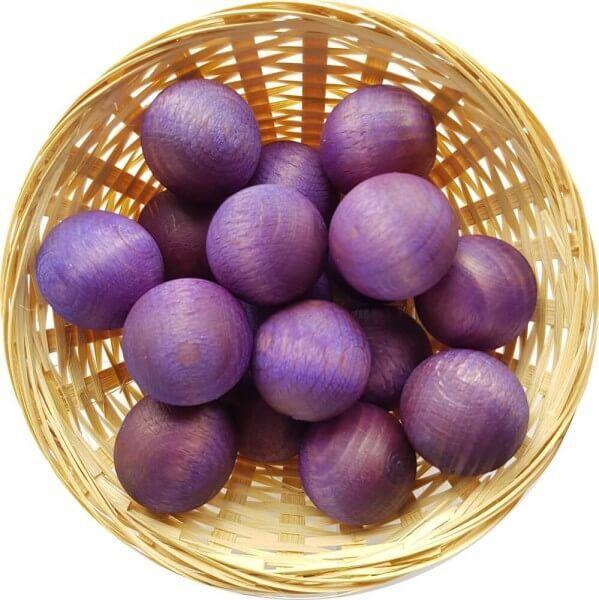 50x Lavendel Duftholz zur Lufterfrischung und Raumbeduftung - Dufthölzer - Duftfrüchte - Duftkugel Dufthölzer - Duftfrüchte - Duftkugel