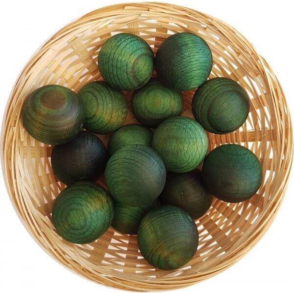 5x Eukalyptus Duftholz zur Lufterfrischung und Raumbeduftung - Dufthölzer - Duftfrüchte - Duftkugel